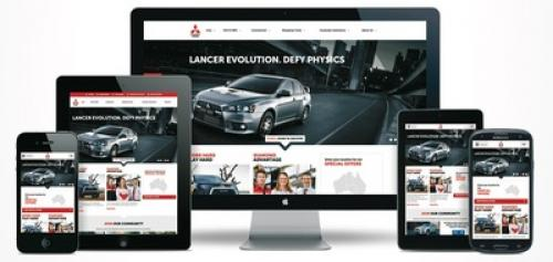 The switch to full responsive format means the site will automatically re-size depending on the device it is being viewed on to create a smoother and simpler user experience.