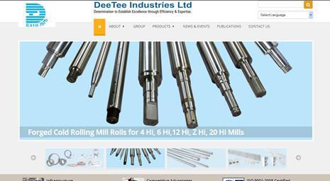 Deetee Industries Ltd
