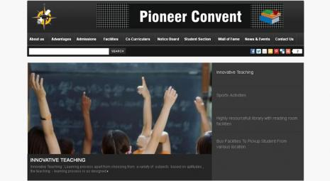 Pioneer Convent