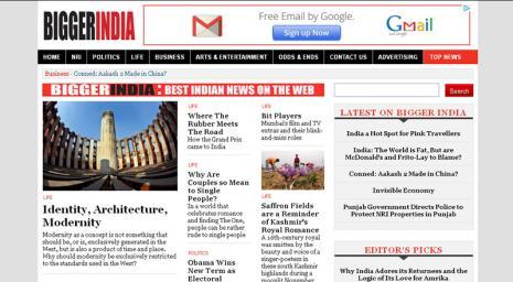 Bigger India