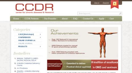 Center For Chronic Disease & Research