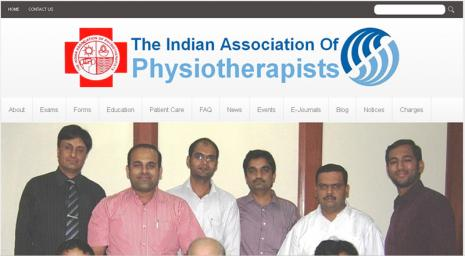 The Indian Association Of Physiotherapists